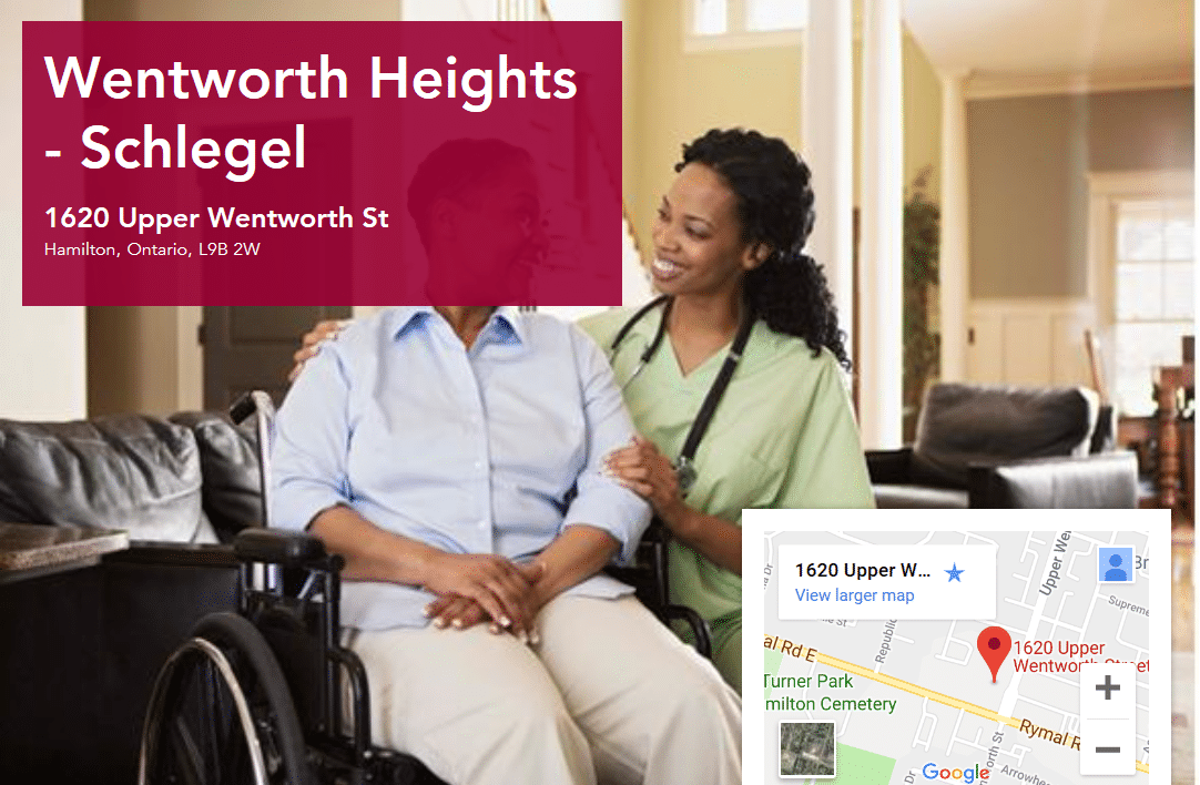 Discover the new PSW training facility at the Village of Wentworth Heights